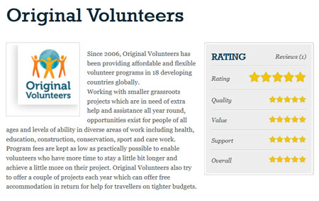 orginal volunteer review cambodia