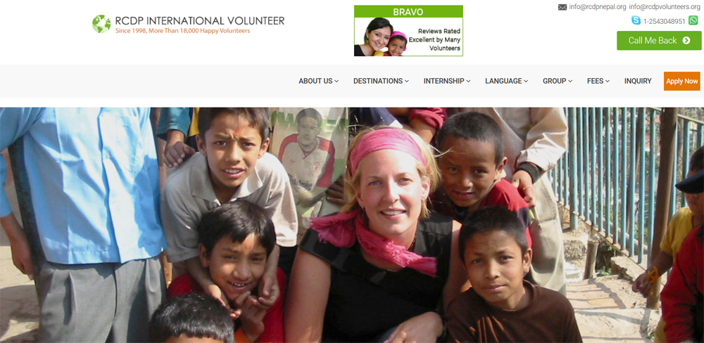 rcdp volunteer programs