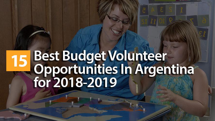 15 Best Budget Volunteer Opportunities In Argentina