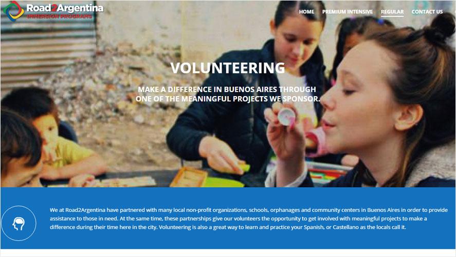 Road2Argentina Inexpensive Volunteer Programs