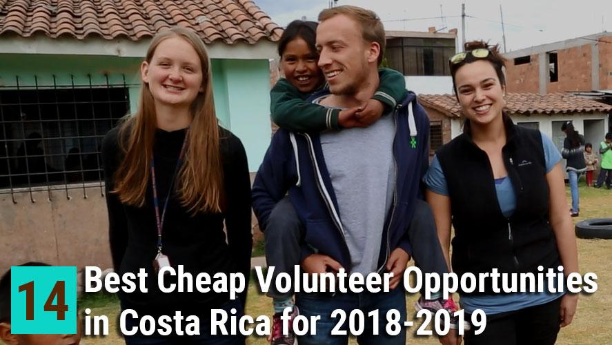 Best Cheap Volunteer Opportunities In Costa Rica