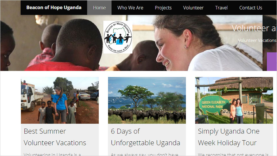 Top Best and Highly Rated Volunteering Opportunities in Uganda Beacon of Hope