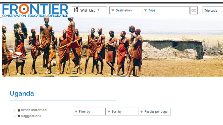 Frontier Highly Rated Volunteering Opportunities in Uganda