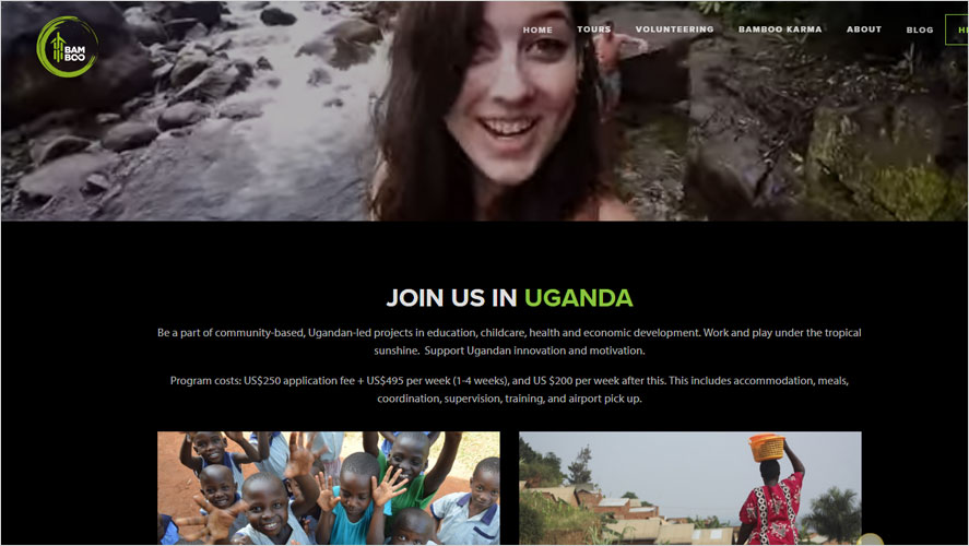 Global Volunteer Network Opportunities in Uganda