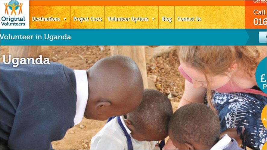 Top  Highly Rated Volunteering Opportunities in Uganda Original