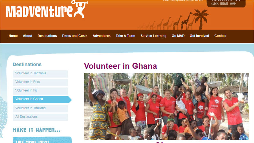 15 Budget and Highly Rated Volunteer Programs in Ghana Madventure