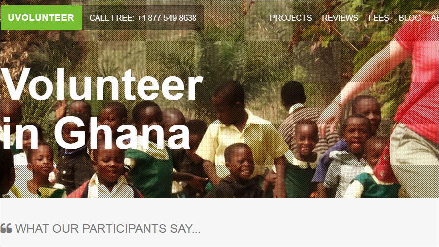 15 Budget and Highly Rated Volunteer Organizations and Programs in Ghana Uvolunteer