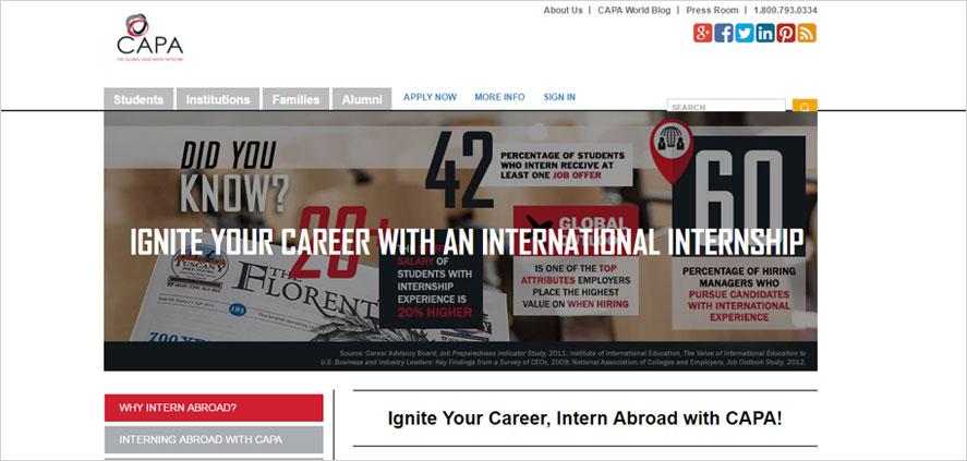 CAPA 49 Best Volunteer Abroad Programs for Teens