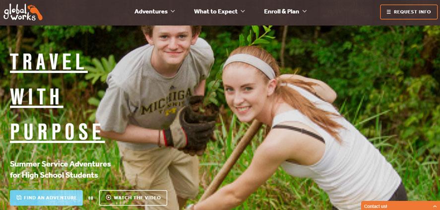 Global Work 49 Best Volunteer Abroad Programs for Teens