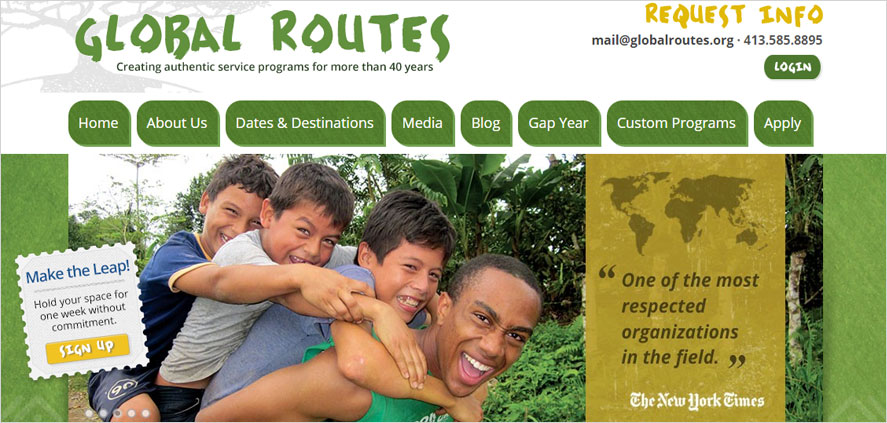 Global Routes 49 Best Volunteer Abroad Programs for Teens