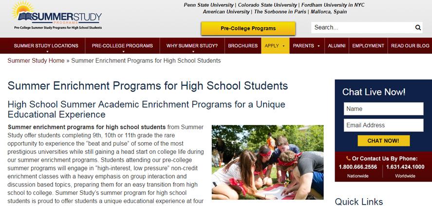Summer Study Programs 49 Best Volunteer Abroad Programs for Teens