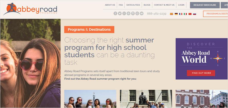 51 best highschool volunteering- Abbey  Road High School