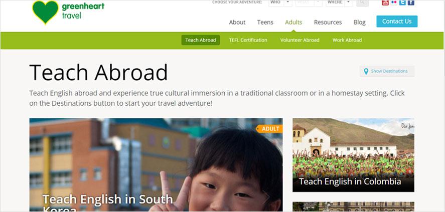 51 best highschool volunteering- Greenheart Travel