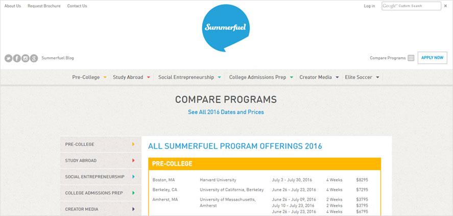51 best highschool volunteering- Summer Fuel