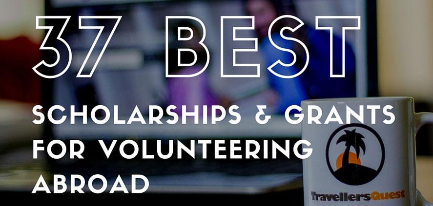 best volunteer scholarships