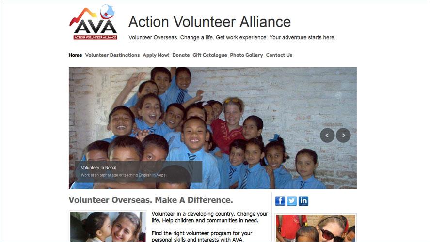 Best Volunteer Opportunities In Nepal by Action Volunteer Alliance