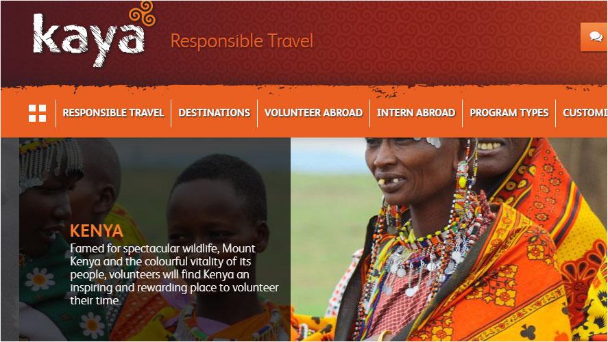 Best and Highly Rated Kenya Volunteer Organizations KAYA