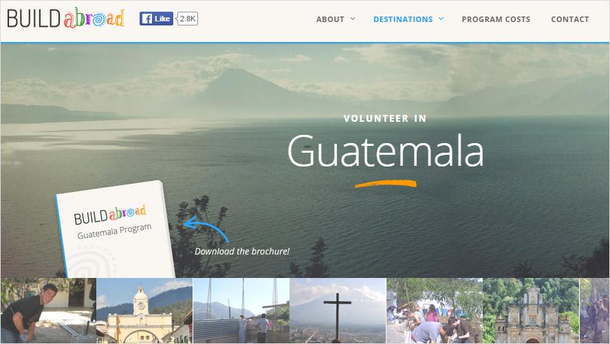 Build Abroad Best Budget Volunteer Abroad Guatemala Programs