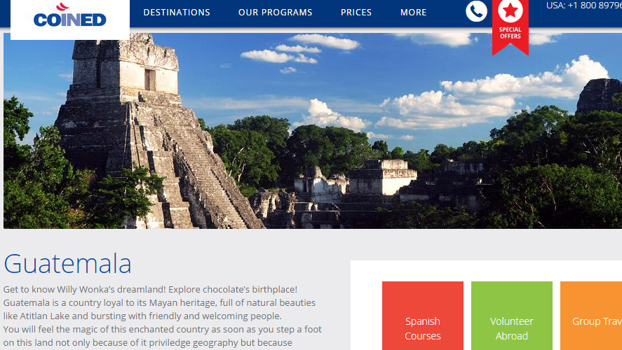 Inexpensive Guatemala Volunteering Opportunities by COINED