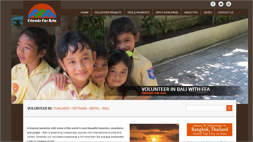 Best Volunteer Opportunities In Bali