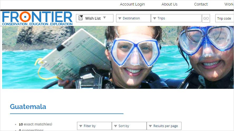 Frontier Cheap Best Guatemala Volunteer Projects