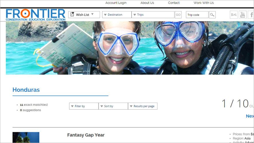 Frontier Best Budget Volunteer Abroad Argentina Programs