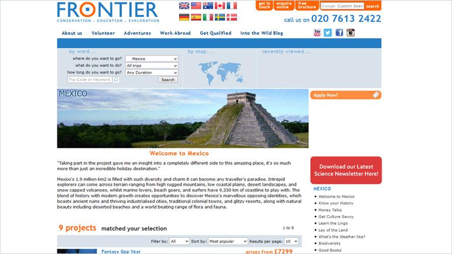 Best Volunteer Opportunities In Mexico by Frontier