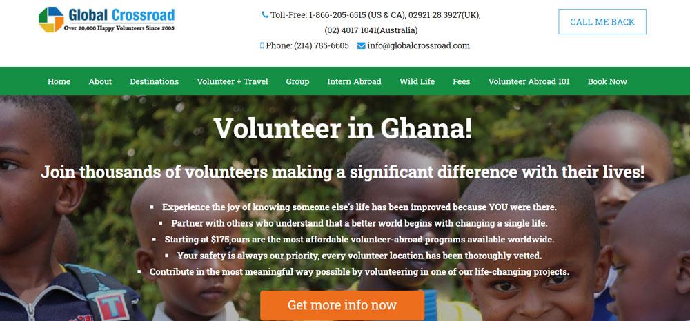 Global Crossroad Ghana