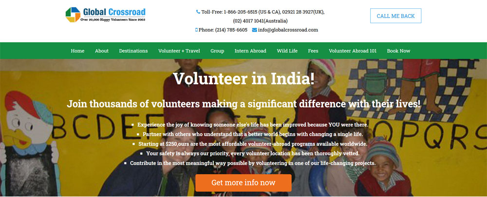 goeco volunteer india