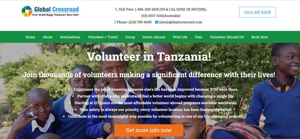 Global Crossroad Tanzania