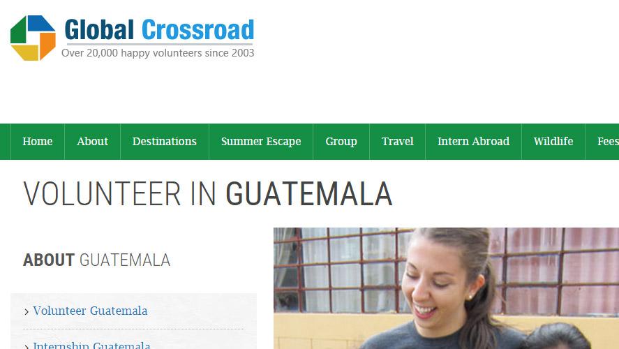 Globalcrossroad Inexpensive Volunteer Programs
