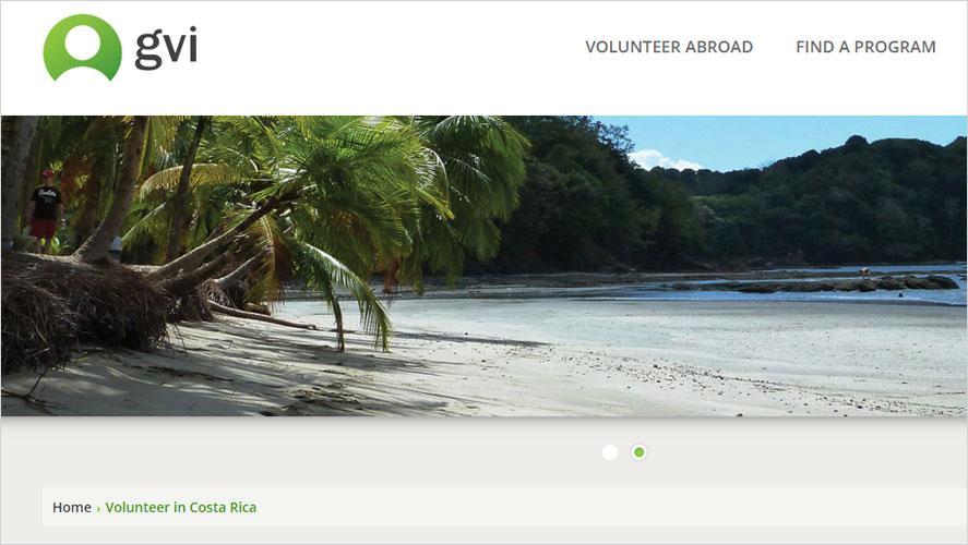 GVI Volunteer in Costa Rica Opportunities