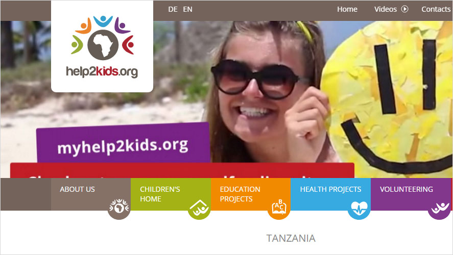 Best volunteer programs in Tanzania from Help2Kids