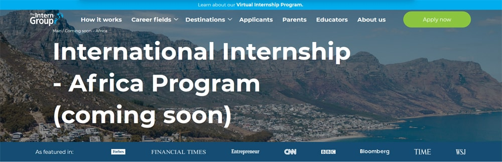 Intern Group Internship Program