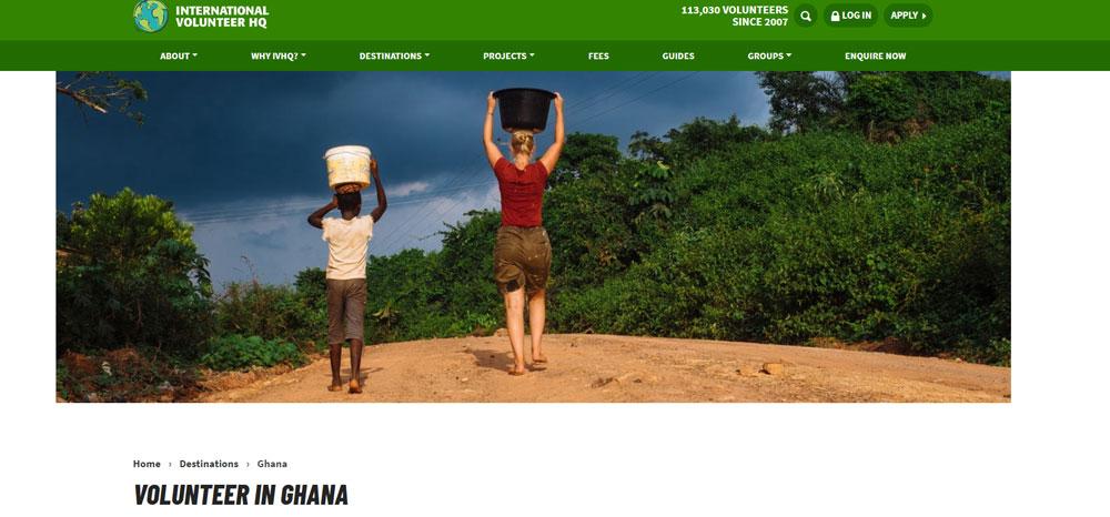 IVHQ Ghana
