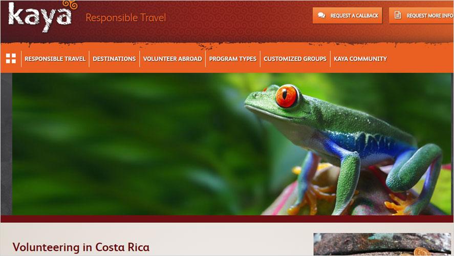 Kaya Volunteer Projects in Costa Rica