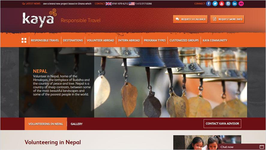 Best Volunteer Opportunities In Nepal by kaya