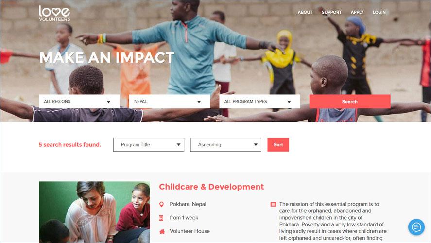 Best Volunteer Opportunities In Nepal by Love volunteers