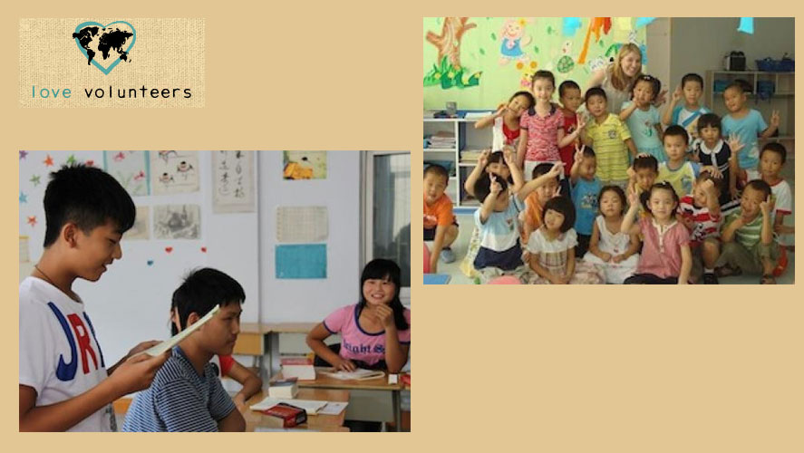 :                          Love Volunteer: Love Volunteer's best and cheap China childcare volunteering project
