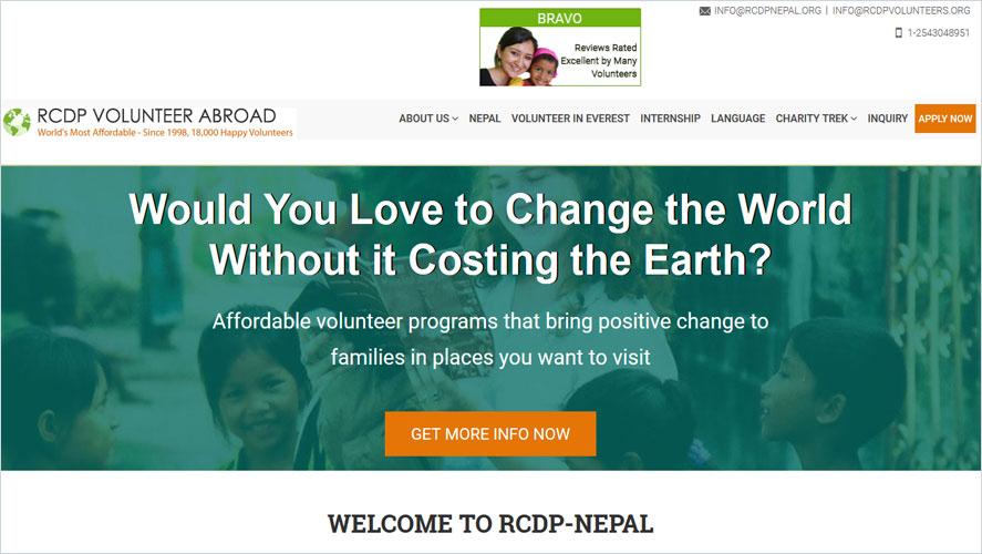 Best Volunteer Opportunities In Nepal by RCDP
