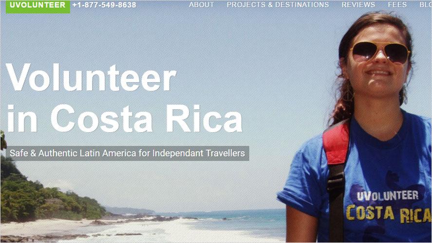 Best Cheap uVolunteer Costa Rica Volunteer Projects