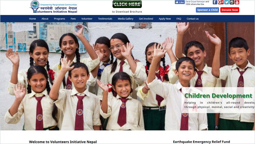 Best Volunteer Opportunities In Nepal by VIN