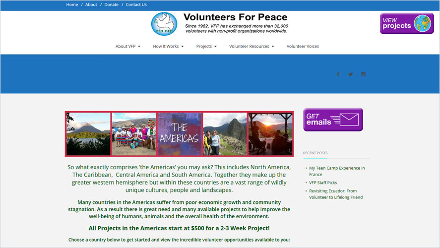 Best Volunteer Opportunities In Mexico by Volunteers for Peace