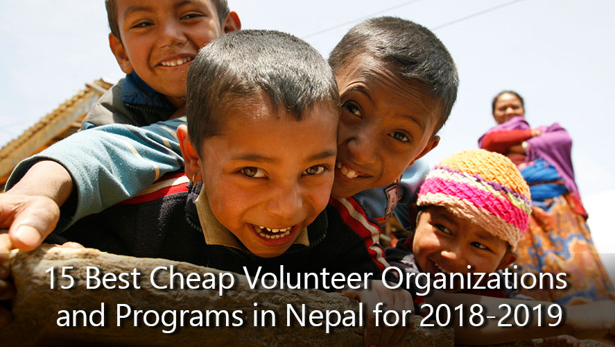 Best Inexpensive Internship Abroad Programs and Opportunities in Nepal