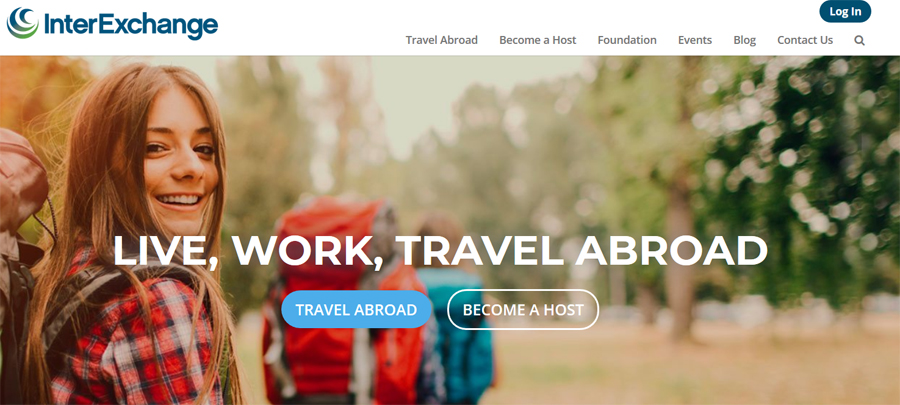 travel abroad project