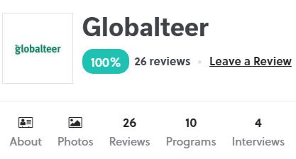 volunteer review of globaltree