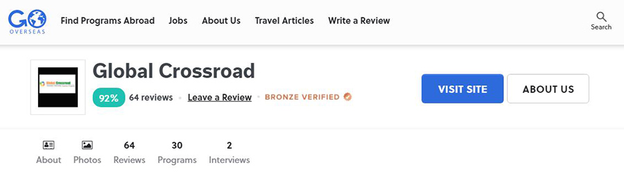 gooverseas review for global corssroad