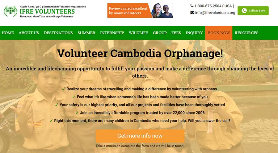 kid project Cambodia