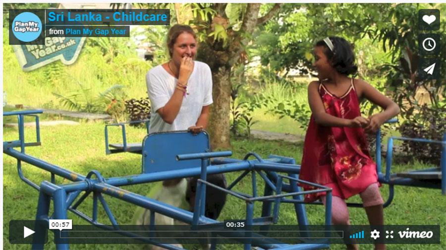 srilanka childcare project