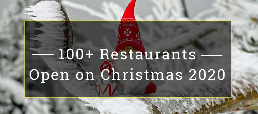 Christmas Brunch Near Me 2020 100+ Restaurants Open on Christmas 2020 | TravellersQuest